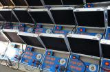Tester del LED per potere, il fattore di potere, la tensione e la corrente