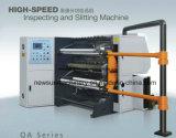 Examen de alta velocidad y máquina que raja para CPP