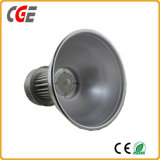 La luz industrial LED de alta potencia alta de la luz de la bahía de 50W/80W/100W/150W LED luces de la Bahía de alta