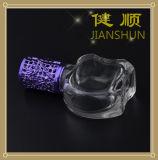 Rolo no frasco cosmético com o tampão de alumínio para o perfume