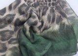 de 100*180cm Afgedrukte Toebehoren van de Manier van de Sjaal van de Sjaal van de Vrouwen van de Luipaard