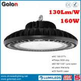60의 90의 120 도 Bright 130lm/W IP65 Wateproof High Power LED Spotlight 150W