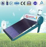 acier galvanisé acier inoxydable à basse pression chauffe-eau solaires