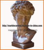 Busto maschio di marmo romano MB1702