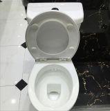Hot Sale Design Two-Piece WC para mercado europeu