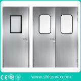 Individuales de acero para limpiar las puertas de la sala alimenticia o farmacéutica Industrias