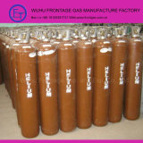 99.999% Afrian Standard 40 Lt Steel Bottlerのヘリウムシリンダー