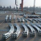 Zeile der Übertragungs-220kv eckiger Stahlaufsatz