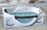 BALNEARIO derecho libre de la bañera del masaje de 1700m m con el vidrio (AT-8306)