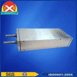 Dissipatore di calore di raffreddamento ad acqua per l'alimentazione elettrica del laser