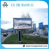 Afficheur LED extérieur de location de panneau économiseur d'énergie de P10 DEL