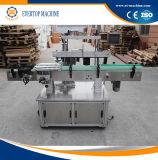 Máquina de etiquetado automática modificada para requisitos particulares a estrenar auta-adhesivo