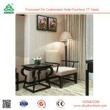 木のカスタマイズされた現代ホテルの寝室セットの家具