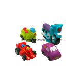 Juguetes determinados del coche de bebé del juego del vehículo de la venta al por mayor cuatro