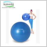 Esfera Non-Toxic colorida da ioga da ginástica do treinamento da força do PVC