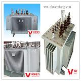 Transformator/In olie ondergedompelde Transformator/de Transformator van de Distributie