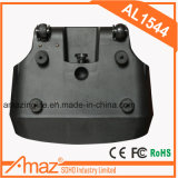 Bluetooth beweglicher Laufkatze-Plastiklautsprecher mit 15 Zoll /FM /USB/SD/Remote