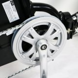 Bicicletta elettrica di nuova piegatura/motore senza spazzola e velocità massima 25km/H