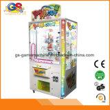De binnen het Grijpen van de Vaardigheid Machine van het Spel van de Klauw van de Arcade van de Verkoop van het Stuk speelgoed voor Verkoop