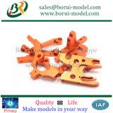 Anodisierenmaschinell bearbeitenteile CNC-Maschinerie Teile
