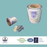 Película compuesta certificada ISO/Fssc/Ohsas para el empaquetado farmacéutico