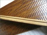 Suelo de madera de protección del medio ambiente natural
