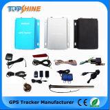 Seguimiento gratuito Plataforma GPS Tracker con alarma de combustible Sensor RFID coche VT310 F