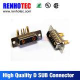 高周波7W2 Dsubコネクター
