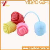 Hot Sell, o mais novo, esquilo, forma, silicone, chá, infuser