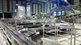 금 모래 분리기 기계, 테이블을 동요하는 중력 금