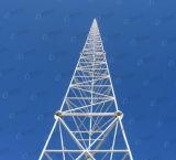 Tour triangulaire de pipe de transmission de HDG