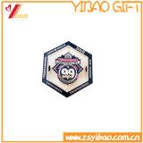 Insigne de logo 3D personnalisé avec cadeau de souvenir de badge de bouton (YB-HD-126)