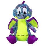 Brinquedo novo do animal enchido do dragão do bebê