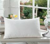 Pato para baixo e inserção do descanso da venda por atacado da tela de algodão do enchimento da pena