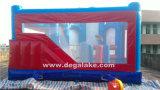 遊園地のためのMicky膨脹可能なマウス跳躍の警備員