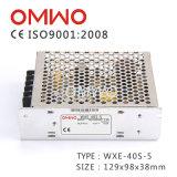 40W Ein-Output5v 8A Schaltungs-Stromversorgung mit 2 Jahren Garantie-