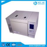 Análisis instrumento de laboratorio / Cromatografía de Gas de Gas Natural (GC5890C)