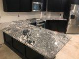 Comptoir de quartz de Carrara/Calacatta Comptoir de quartz/Quartz Comptoir/cuisine Quartz pour armoire hauts comptoirs
