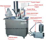 자동 장전식 캡슐 충전물 기계 약제 기계장치