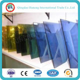 vidrio reflexivo colorido de 4-12m m con el certificado de la ISO del Ce