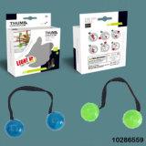 La sfera del yo-yo del giocattolo LED di irrequietezza del filatore gioca i mandrini del pollice (10287504)