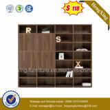 Bibliothèque de meubles de bureau pour meubles en bois (HX-6M264)