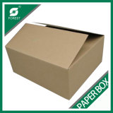 Caja de papel de servicio pesado de encargo del diseño