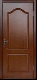 黒いクルミのベニヤ型HDFのドアの皮(HDFのドアの皮)