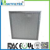 HEPA Kasten-Filter der unterschiedlichen Rahmen für Luft-Reinigungsapparat