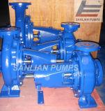 Pompe aspirante centrifuge de fin d'engine