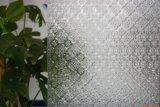 Vetro modellato, vetro di reticolo di colore, vetro rotolato