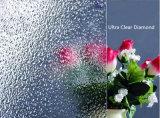 3mm 4mm 5mm 6mm 8mm decorativo diamante de cristal laminado con dibujos