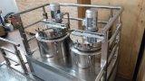 Mixer die van de Room van de Zorg van de huid de Kosmetische Vacuüm Emulgerende Machine maken