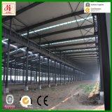 Entrepôt en acier de fabrication et d'acier
